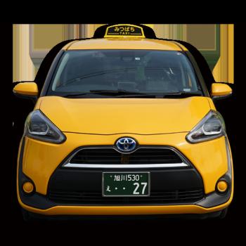 みつばちタクシーのサイトオープン!